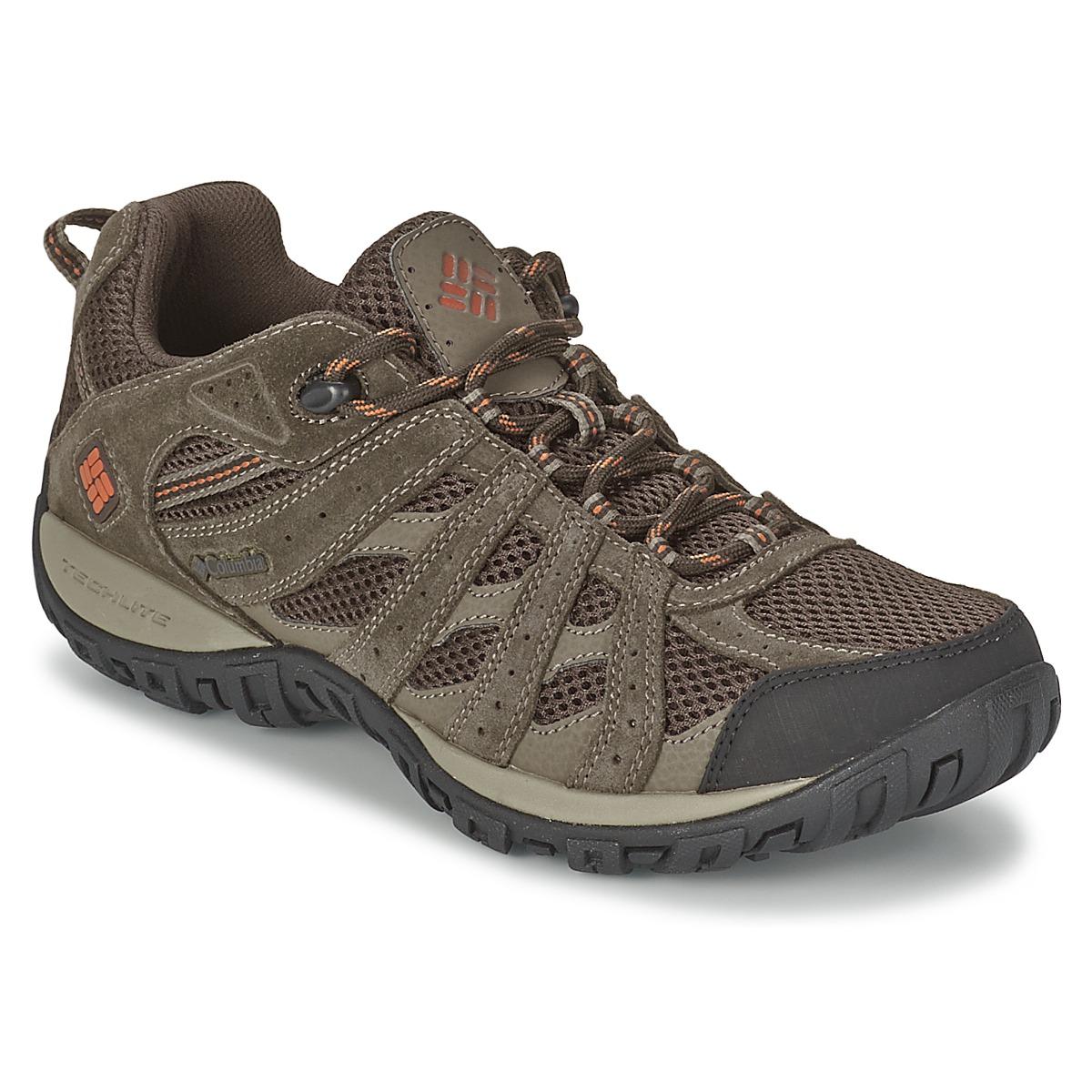 Chaussures-de-randonnee Columbia REDMOND Marron