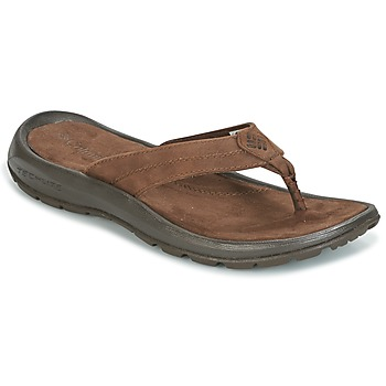 Chaussures Homme Tongs Columbia MANAROLA II Marron