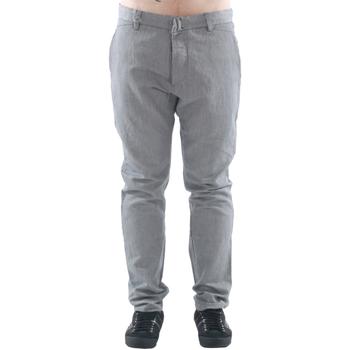 Vêtements Homme Chinos / Carrots Antony Morato AMT01011 Gris claro