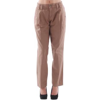 Vêtements Femme Chinos / Carrots Fornarina FOR08024 Marrón