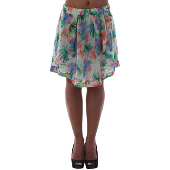 Vêtements Femme Jupes Fornarina SIDOINE_BIS_MULTICOLOR Estampado