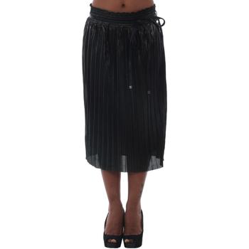 Vêtements Femme Jupes Fornarina MARINE_ANTHRACITE Negro