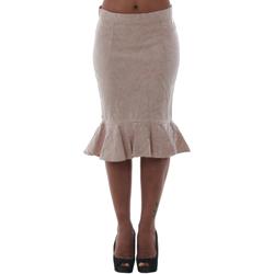 Vêtements Femme Jupes Fornarina NADEGE_ROSE Rosa