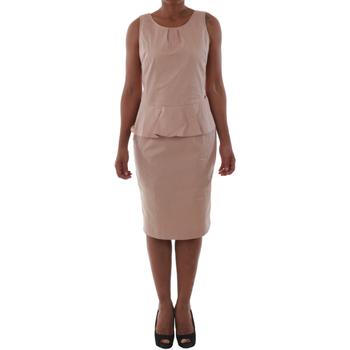 Vêtements Femme Robes courtes Fornarina SAYDA_POWDER Rosa