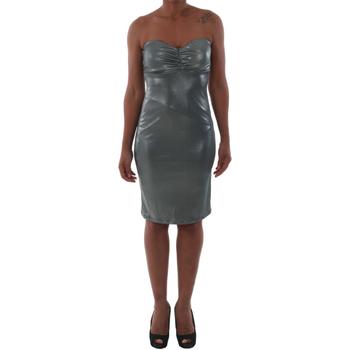 Vêtements Femme Robes courtes Fornarina EMILIE_PLUS_SILVER Verde