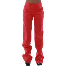 Vêtements Femme Chinos / Carrots Fornarina KIM_CORAL Coral