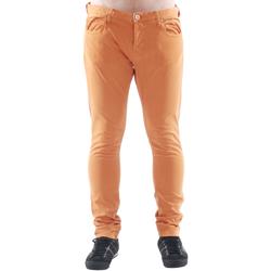 Vêtements Homme Chinos / Carrots Freesoul DRAKE CATO ORANGE Naranja