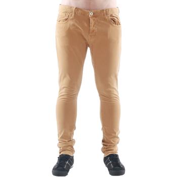 Vêtements Homme Jeans skinny Freesoul DRAKE CATO SENAPE Beige