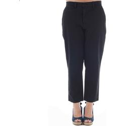 Vêtements Femme Chinos / Carrots Gas GAS01164 Negro