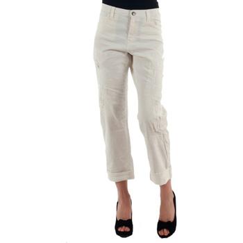 Vêtements Femme Chinos / Carrots Miss Sixty MIS01030 Blanco roto