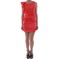 Vêtements Femme Robes courtes Rinascimento 2045/16_CORALLO_ROSSO Coral