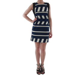Vêtements Femme Robes courtes Rinascimento 263023_BLUE_CINA Azul marino