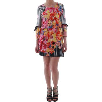 Vêtements Femme Robes courtes Rinascimento 1330/13A_BIANCO Estampado