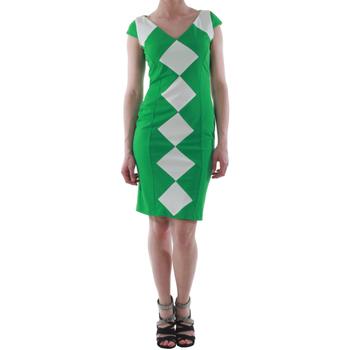 Vêtements Femme Robes courtes Rinascimento 241012/VERDE Verde