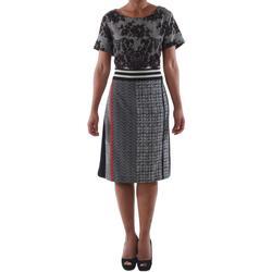 Vêtements Femme Robes courtes Rinascimento 9208/C_NERO Negro