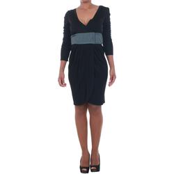 Vêtements Femme Robes courtes Silvian Heach SIL13565 Negro