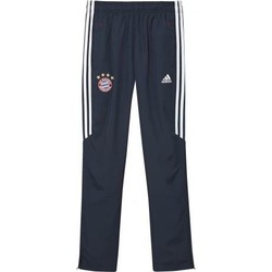 Vêtements Garçon Pantalons de survêtement adidas Originals PANTALON DE FOOTBALL JUNIOR 2017-2018 BAYERN DE MUNICH Marine