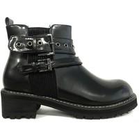 Chaussures Femme Boots Cassis Côte D'azur Cassis cote d'azur Natacha bottines Noir Noir