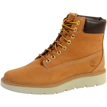 Chaussures Femme Bottines Timberland Chaussure  Kenniston 6 inch Lace U Wheat A161U Marron