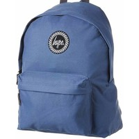 Sacs Homme Sacs à dos Hype Backpack Patch Airforce Blue bleu