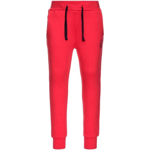 Vêtements Fille Pantalons de survêtement Name It Kids NITKIKI SWE PANT MINI Rouge