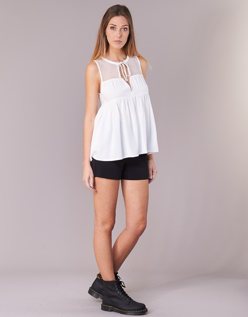 Femme Sea Blanc TopsBlouses Y'around Top Volcom 3Rj5A4L
