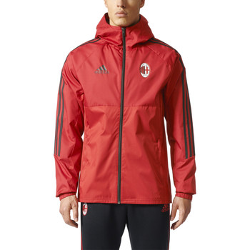 Coupes Vent adidas ac milan windbreaker