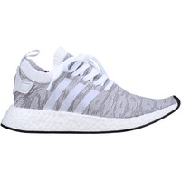 Chaussures Homme Baskets basses adidas Originals Nmd_r2 Pk By9410 Gris Gris