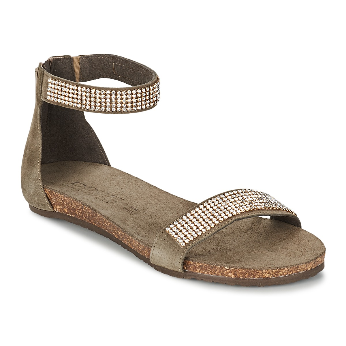 Sandale Dixie GRAMMO Taupe