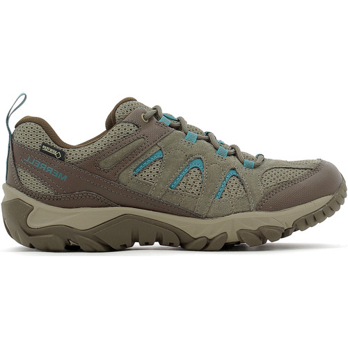 Merrell Chaussures Outmost Vent Boulder - Chaussures Baskets basses