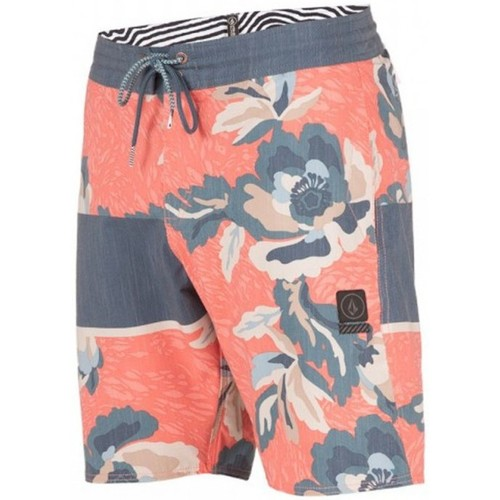 Vêtements Homme Shorts / Bermudas Volcom Boardshort  3 Quarta Stoney 19 - Papaya Doré