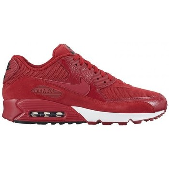 Chaussures Homme Running / trail Nike AIR MAX 90 ESSENTIAL / ROUGE Rouge