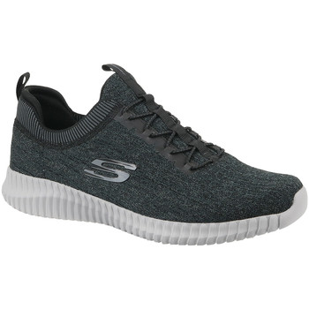 Chaussures Homme Baskets basses Skechers Elite Flex 52642-BKGY