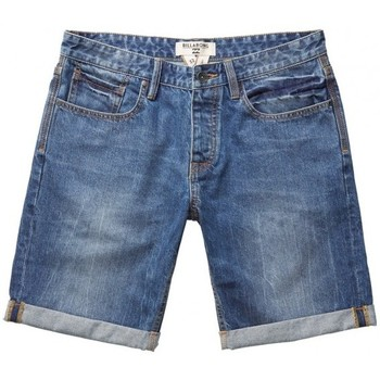 Vêtements Homme Shorts / Bermudas Billabong Short  Straight F.5 Pockets - Salty Wash Bleu