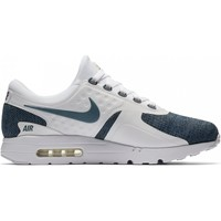 Chaussures Homme Baskets basses Nike - Baskets Air Max Zero SE - 918232-100 blanc