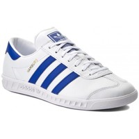 Chaussures Homme Baskets basses adidas Originals HAMBURG BY9758 BLANCO
