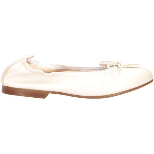 Chaussures Fille Ballerines / babies Papanatas 9127 NATURAL naturel