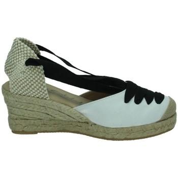 Chaussures Fille Espadrilles Torres  Blanc