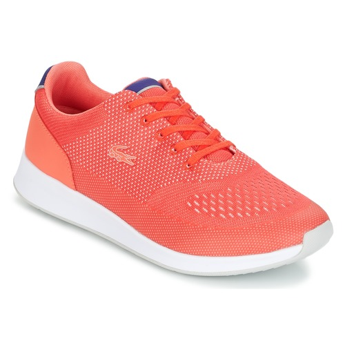 Chaussures Femme Baskets basses Lacoste CHAUMONT 118 3 Rose