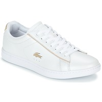 Lacoste Femmes Baskets Naturel Blanc Cassé LT Fit 118 2