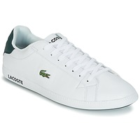 Chaussures Homme Baskets basses Lacoste GRADUATE LCR3 118 1 Blanc / Vert