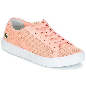 Chaussures Femme Baskets basses Lacoste L.12.12 LIGHTWEIGHT1181 Rose