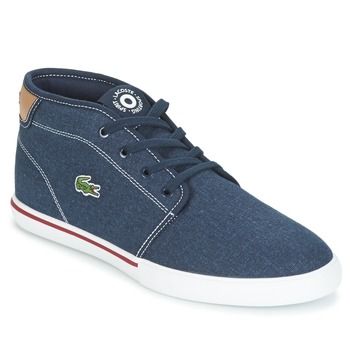 Chaussures Homme Baskets basses Lacoste AMPTHILL 118 1 Bleu