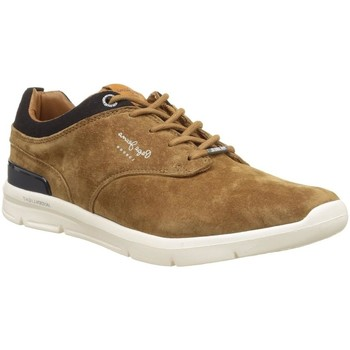 Chaussures Homme Baskets basses Pepe jeans pms30389 tabac
