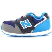 Chaussures Garçon Baskets basses New Balance FS996GPI Chaussures de sport Garçon Grey with Peacoat Grey with Peacoat