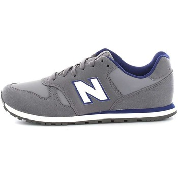 Chaussures Baskets basses New Balance KJ373GVY Chaussures de sport Unisexe Grey/Navy Grey/Navy
