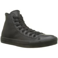 Chaussures Femme Baskets montantes Converse ctas hi mono lth f noir