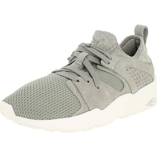 Puma 363749 gris - Chaussures Baskets basses Homme
