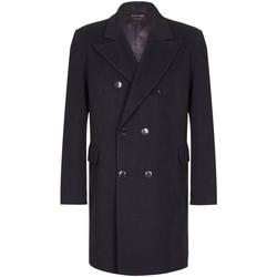 Vêtements Homme Manteaux De La Creme Rome Black