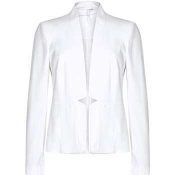 Vêtements Femme Vestes / Blazers Anastasia parent White